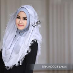 Siria Hoodie Lamia Grey