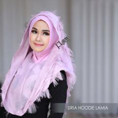 Siria Hoodie Lamia Pink