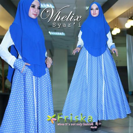 Vhelix Syari Blue