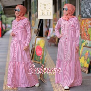 Zara Dress Salmon