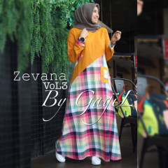 Zevana Gagil Yellow