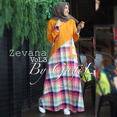 Zevana Gagil Yellow