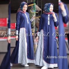 Aiswa Navy Blue