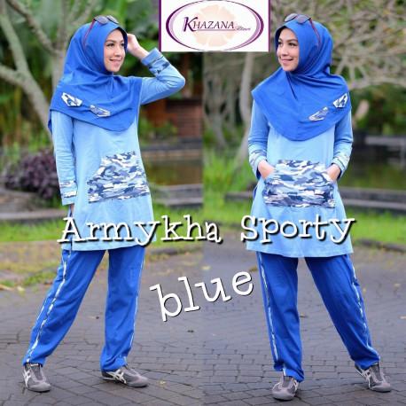 Armykha Sporty Blue