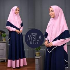 Aysila Navy Blue