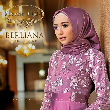 Berliana Dusty Pink