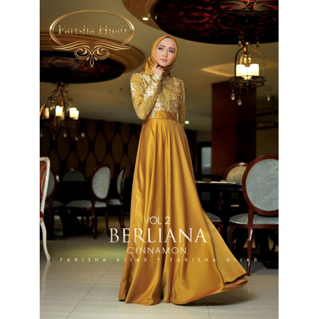 Berliana Vol2 Cinnamon