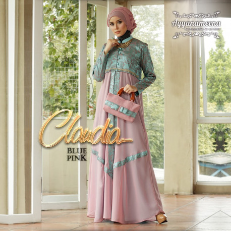 Claudia Blue Pink