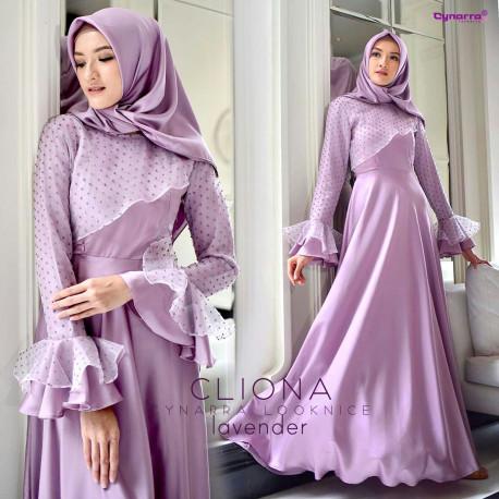 Cliona Dress Lavender