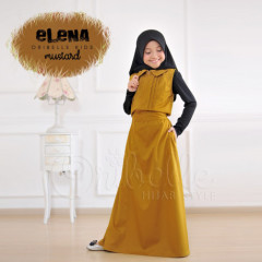 Elena Kids Mustard