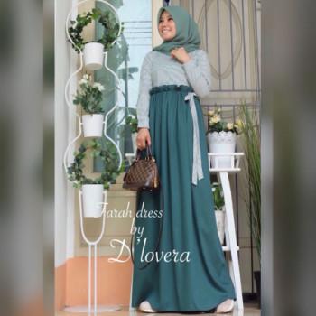 Farah Dress Green