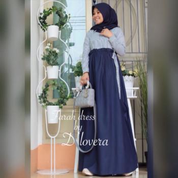 Farah Dress Navy