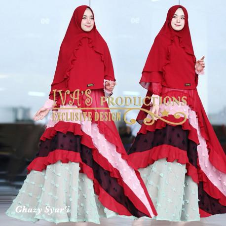 Ghazy Syari Red
