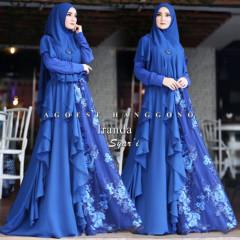 Iranda Syari Blue