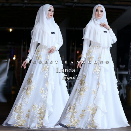 Iranda Syari Broken White