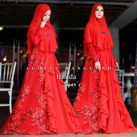 Iranda Syari Red