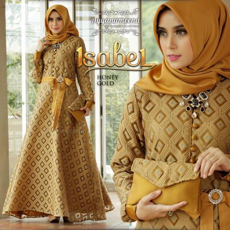 Isabel Honey Gold