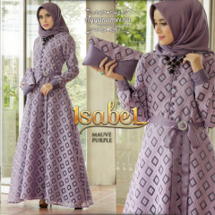 Isabel Mauve Purple
