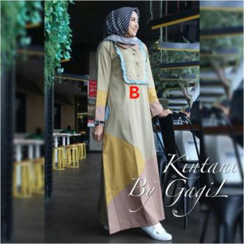 Kintani Dress B