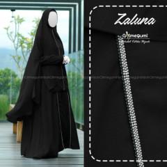 Mukena Arhamna Black