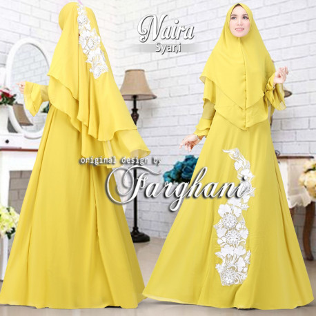 Naira Yellow