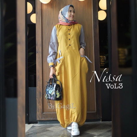 Nissa Yellow