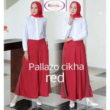 Pallazo Chika Red