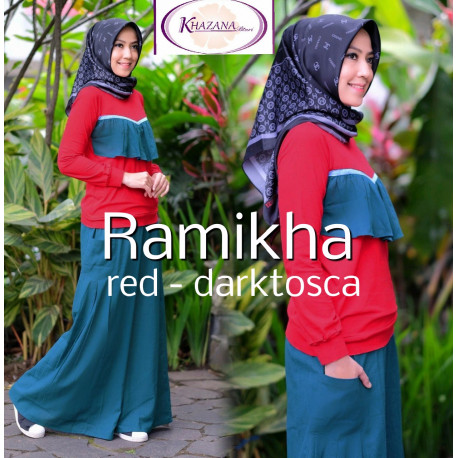 Ramikha Red Dark Tosca