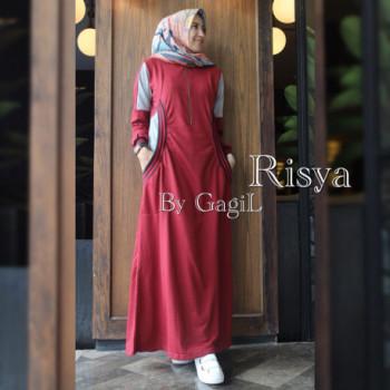 Risya Maroon