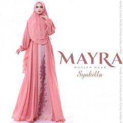 Syakilla Syari Pink