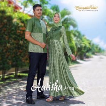 Aalisha Couple Army