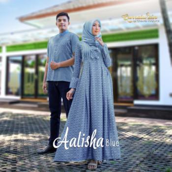 Aalisha Couple Blue