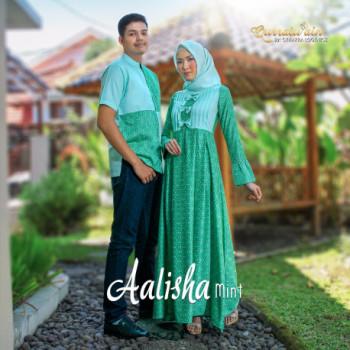 Aalisha Couple Mint