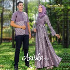Aalisha Couple Purple