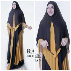 Alysha Syari Black Yellow