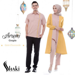 Arumi Couple Gold Choco