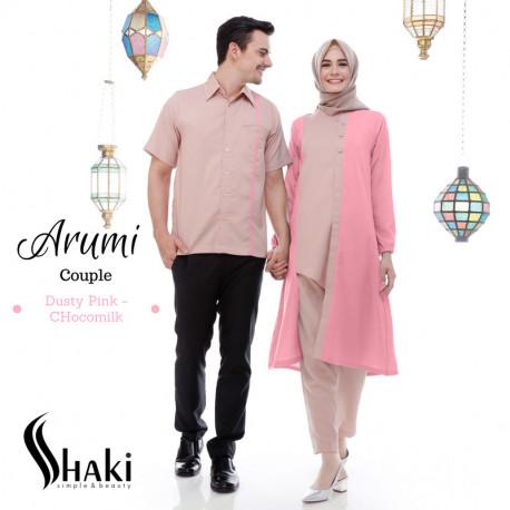 Arumi Couple Pink Choco