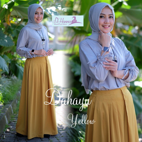 Dahayu Set Yellow