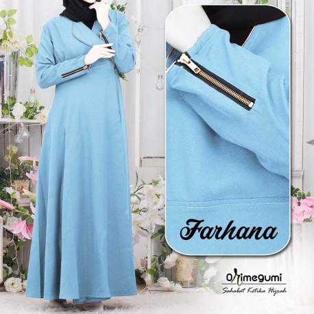 Farhana Blue