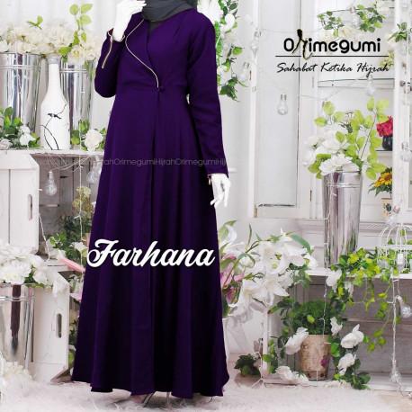Farhana Purple