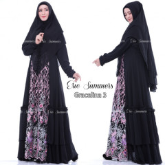 Gracelina 3 Black