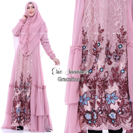 Gracelina 3 Pink
