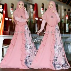 Iranda Syari 2 Pink