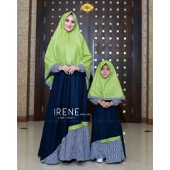 Irene Syari Lime Navy