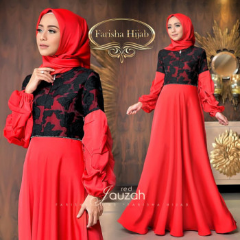 Jauzah Red