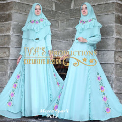 Mecca Syari Vol 2 Blue