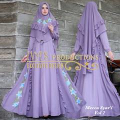 Mecca Syari Vol 2 Purple