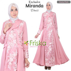 Miranda Dusty Pink