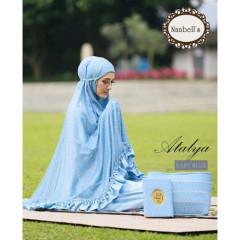 Mukena Atalya Blue
