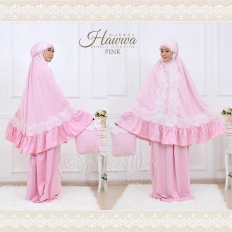 Mukena Hawwa Pink